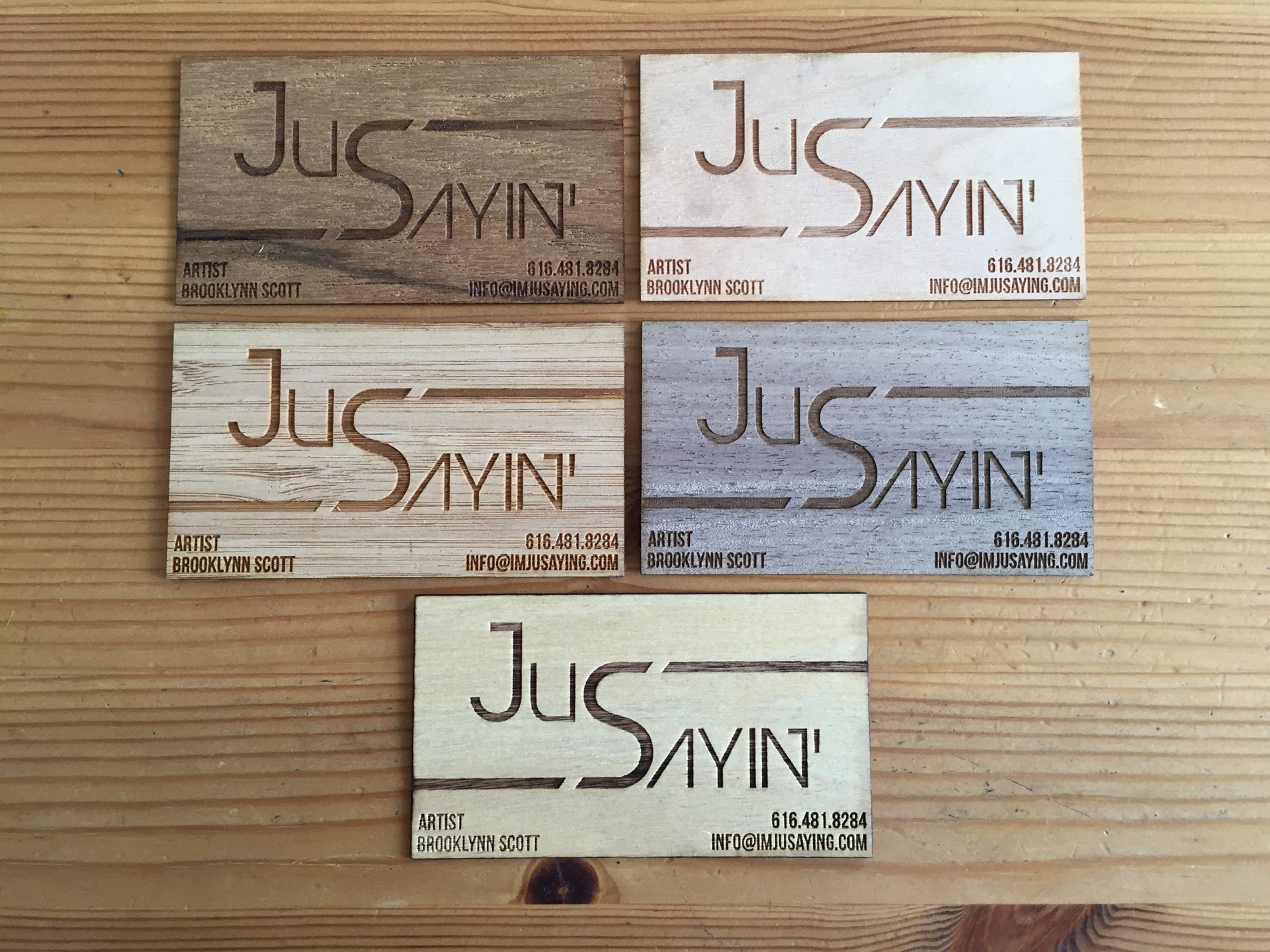 Home page represent your brand in style with our natural wood business cards colourmoves Choice Image